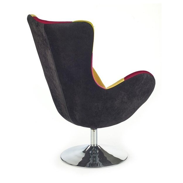 BUTTERFLY poilsio fotelis įvairiaspalvis